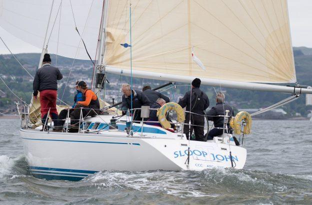 Winner of 2016 IRC Scottish  Championship